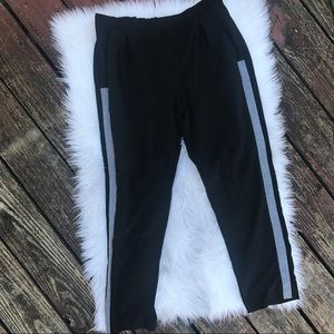 NWOT ZARA Trafaluc Side Striped Pants